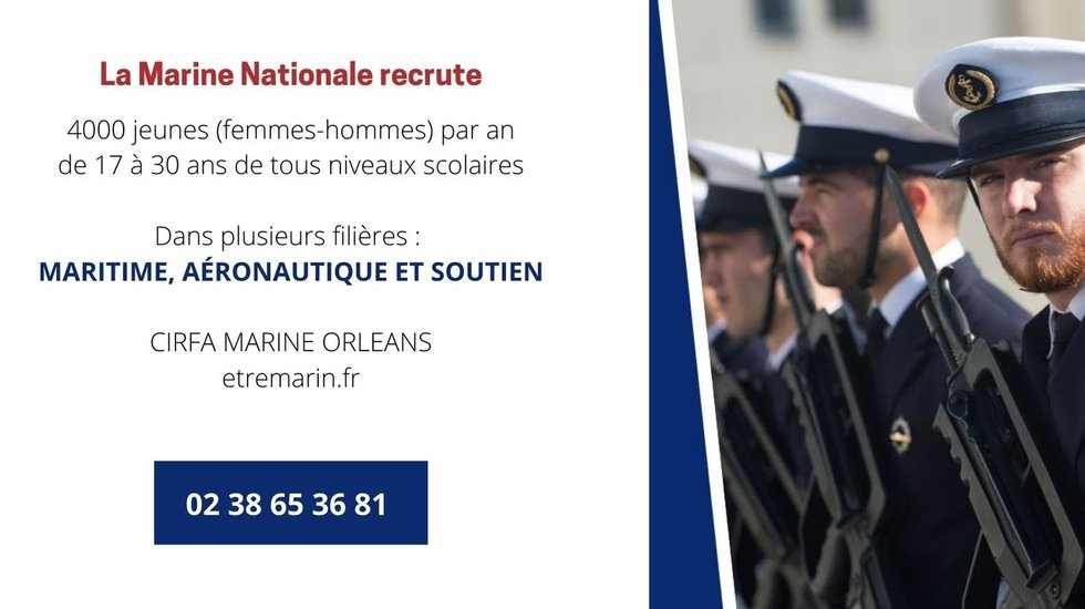 La Marine Nationale Recrutre